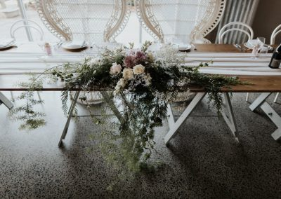 Bridal table, Melross