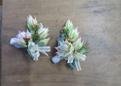natives, corsages